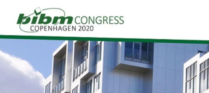 BIBM Congress 2020, Copenhagen, Denmark