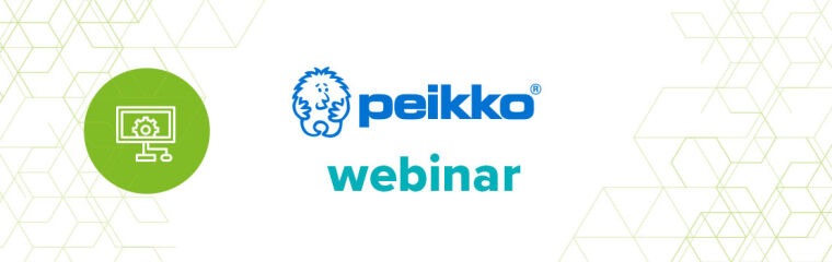 PSB<sup>®</sup>, PSB PLUS<sup>®</sup> and Peikko Designer<sup>®</sup> Punching Reinforcement, Webinar 10.00 -11.00 CET