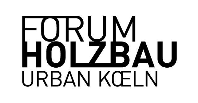 14. Europäischer Kongress: Effizientes Bauen mit Holz im urbanen Raum (EBH) , Köln