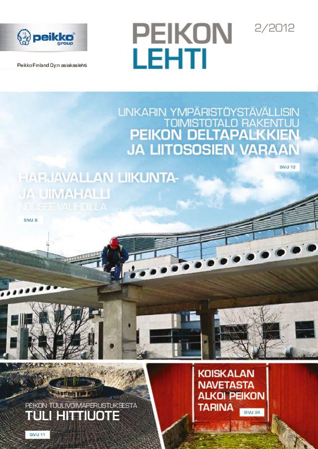 Peikon Lehti 2/2012