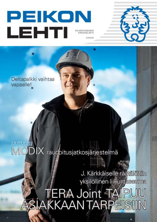 Peikon Lehti 2/2008
