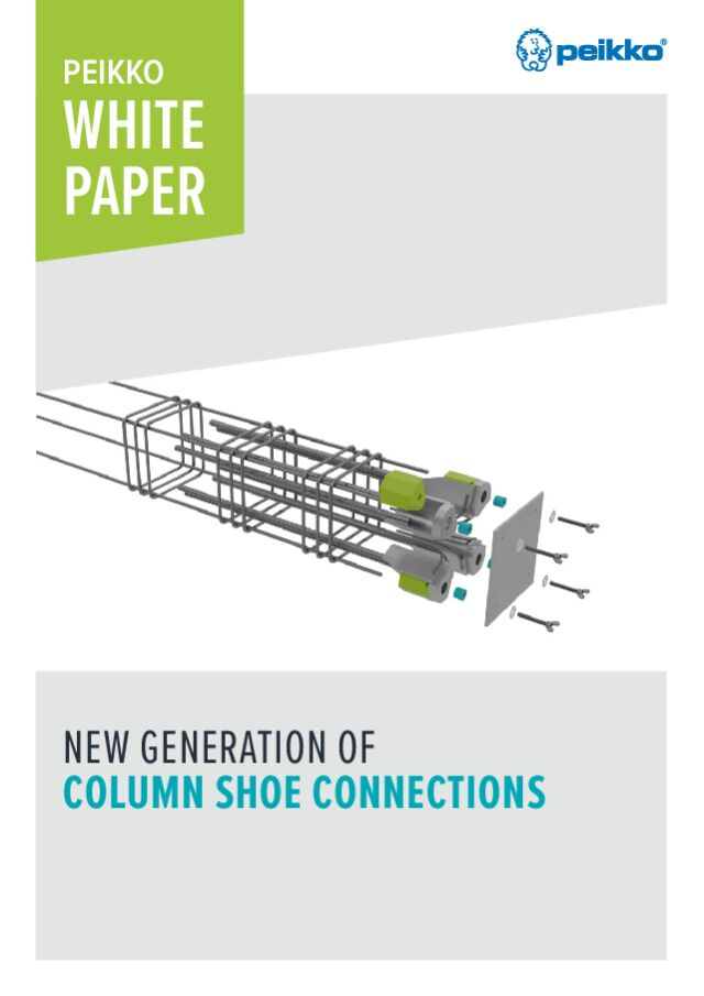 New Generation of Column Shoe Connections