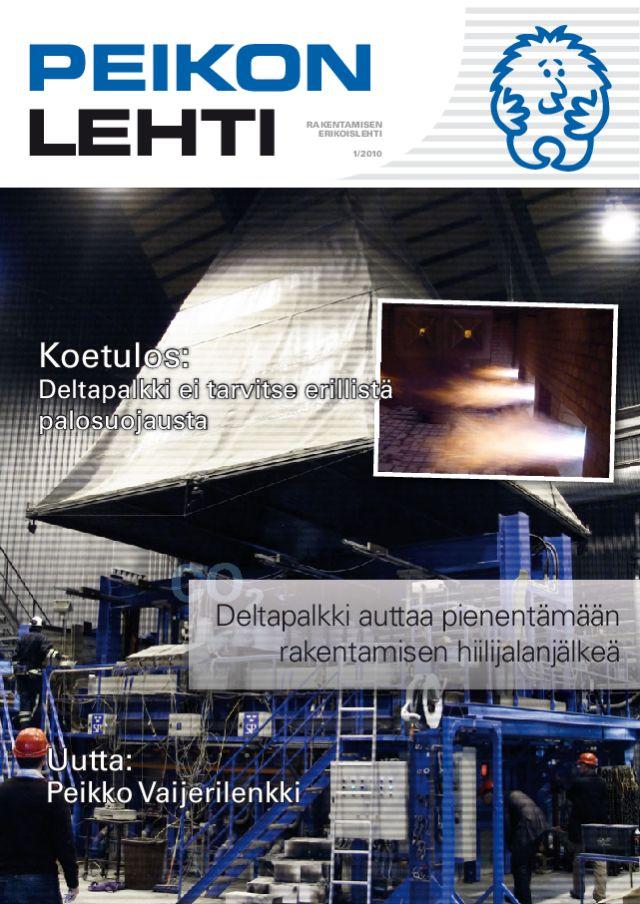 Peikon Lehti 1/2010