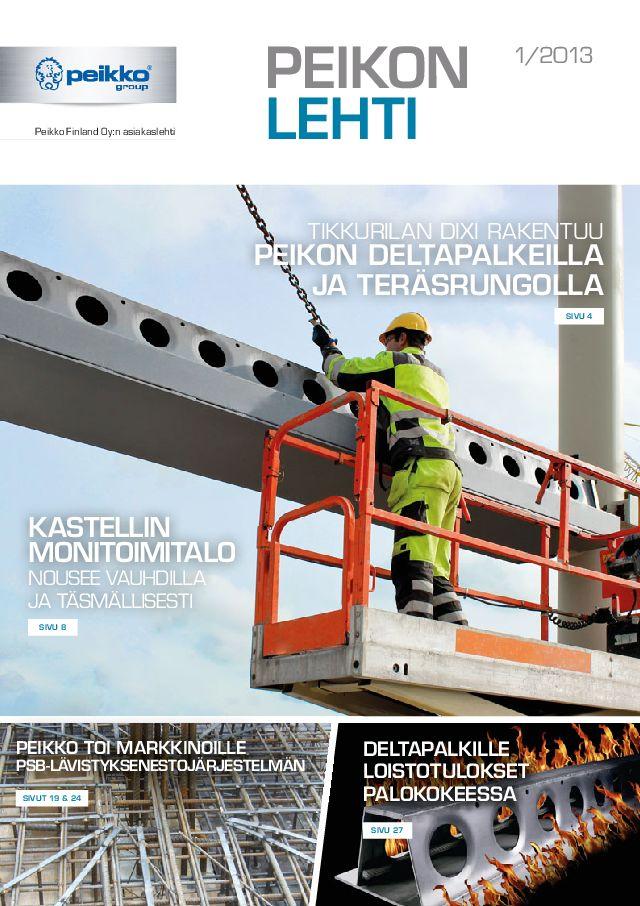 Peikon Lehti 1/2013
