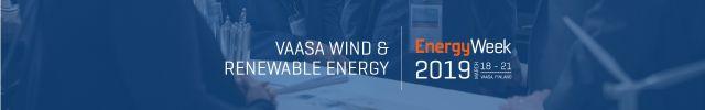 Vaasa Wind & Renewable Energy, Vaasa, Finland