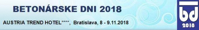 12. Betonárske dni 2018, Bratislava, Slovensko