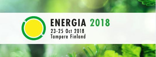 Energia 2018, Tampere, Finland