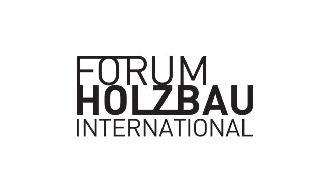 25. Internationales Holzbau-Forum (IHF2019), Congress Innsbruck, Rennweg 3, 6020 Innsbruck (AT)