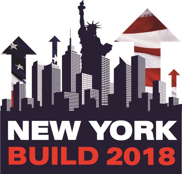 New York Build 2018, New York, NY, USA