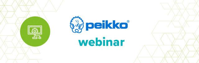 Benefits of ETA, ETA of Column Shoes and Peikko Designer<sup>®</sup>, Webinar 14.00 - 15.00 CET