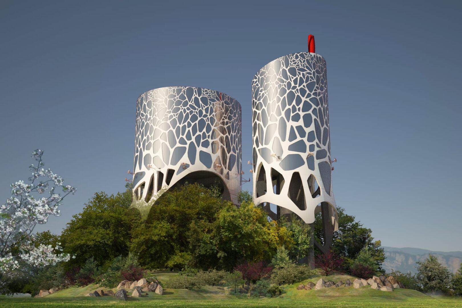 © Atelier Perrin François Seidel Architects