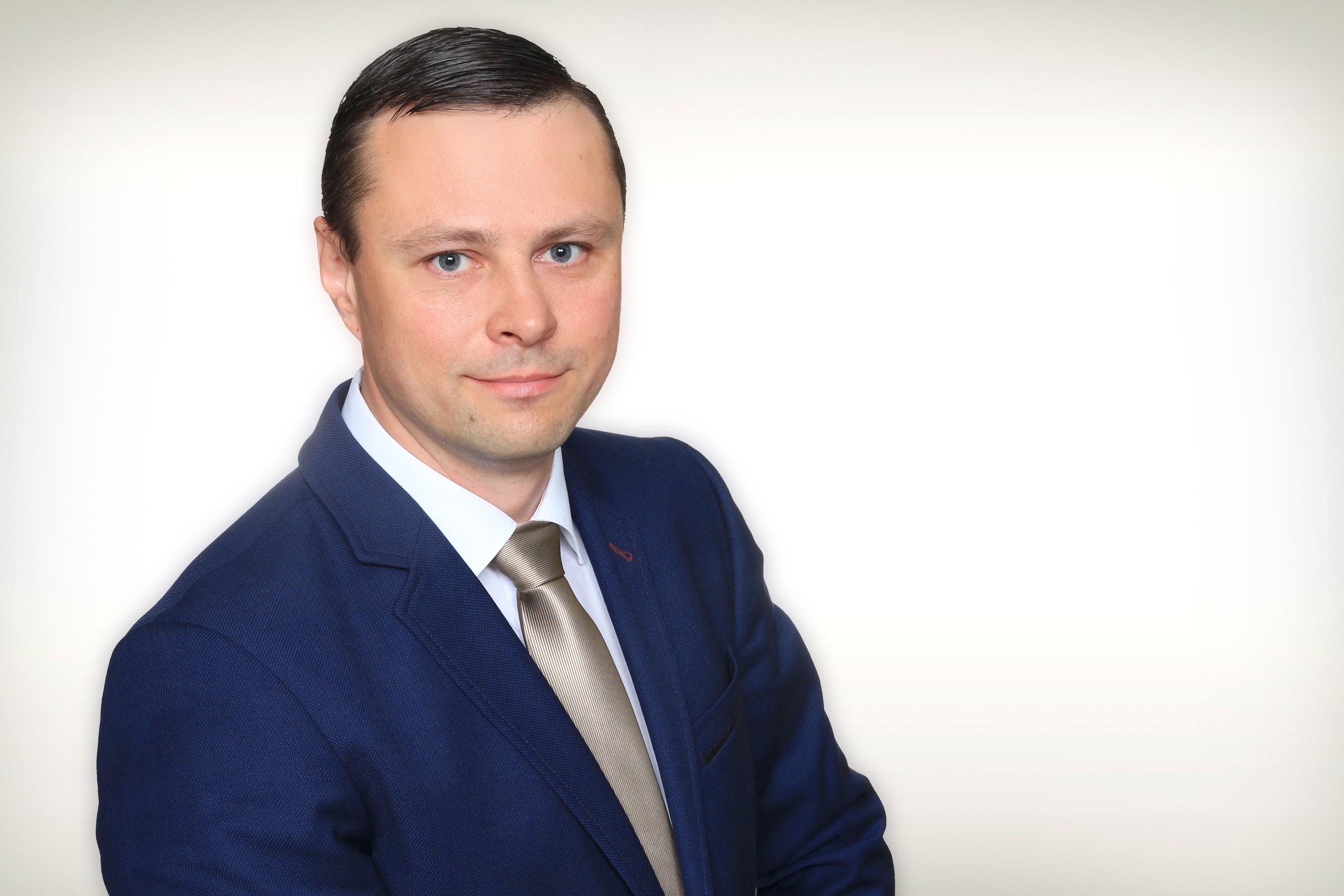 Andrius Surantas, Vice President, Operations, Peikko Group Corporation