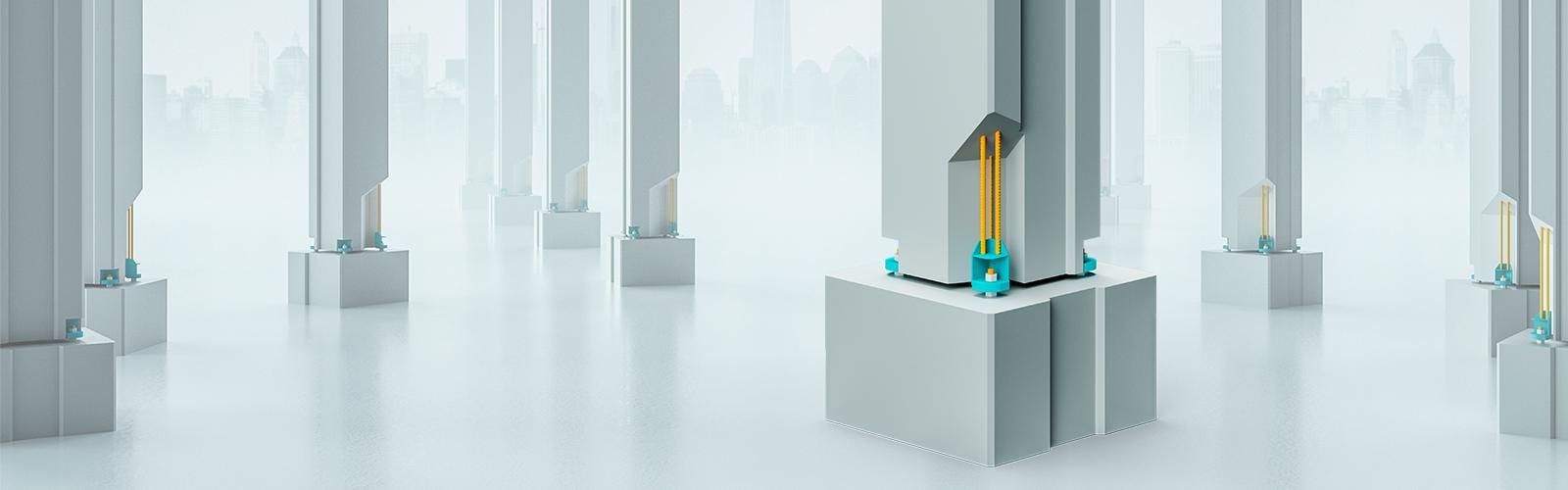 New BOLDA<sup>®</sup> Column Shoe