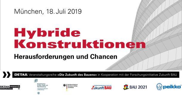 Die Zukunft des Bauens – Hybride Konstruktionen, München
